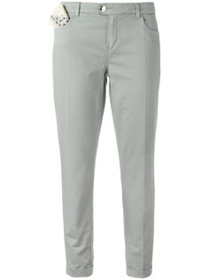 handkerchief pocket trousers Jacob Cohen