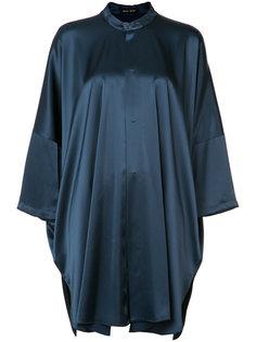 mandarin neck tunic shirt Baja East