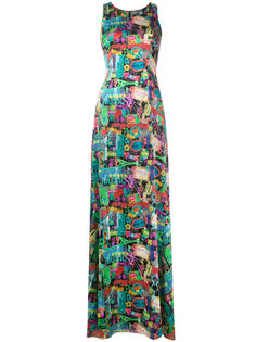платье с принтом Ultràchic