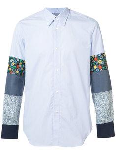 multi printed shirt  Junya Watanabe Comme Des Garçons