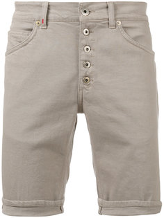 buttoned shorts Dondup