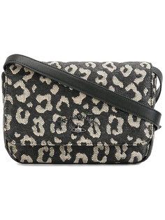 леопардовая сумка через плечо Vivienne Westwood Anglomania