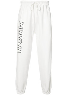 спортивные брюки Work Andrea Crews
