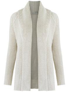 knit coat Egrey