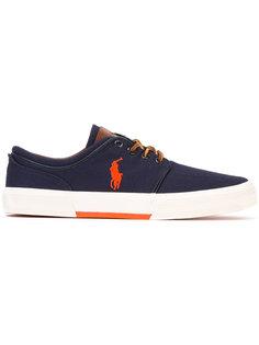 кроссовки с вышивкой логотипа Polo Ralph Lauren