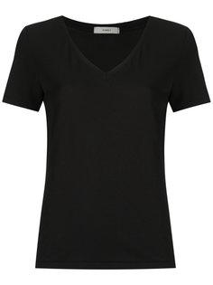 v neck t-shirt Egrey
