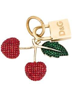 cherry padlock Dolce & Gabbana Vintage