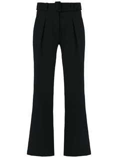 flared trousers Egrey