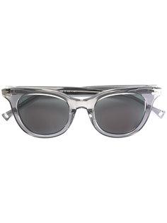round tinted lens sunglasses  Oamc
