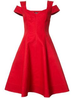 flared dress Paule Ka