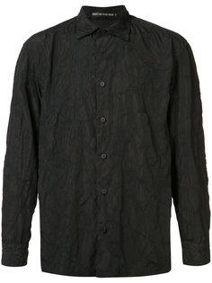 рубашка с мятым эффектом Issey Miyake