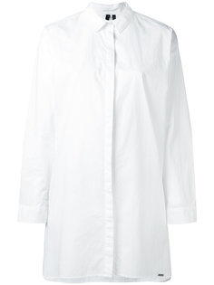 удлиненная рубашка Woolrich