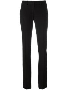 классические брюки кроя слим Ann Demeulemeester