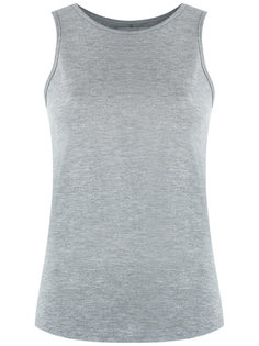 round neck tank top Egrey