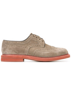 lace-up derby shoes Churchs