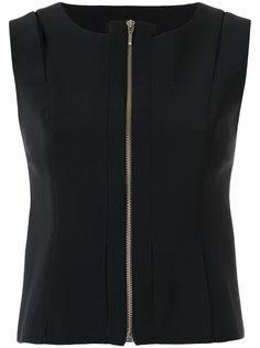 zipped blouse Gloria Coelho