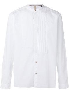 рубашка с плиссированным нагрудником Dnl