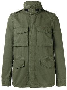 куртка с высокой горловиной Aspesi