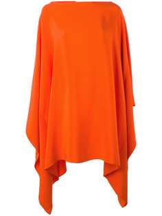 драпированное платье  Gianluca Capannolo