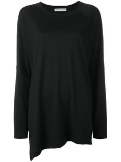 asymmetrical oversized jumper Tsumori Chisato
