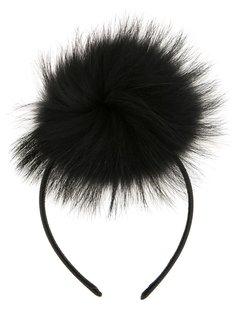 pompom headband DressCamp