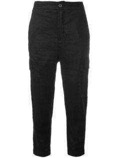 укороченные брюки-карго Vince