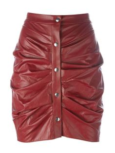 юбка из искусственной кожи July Isabel Marant Étoile