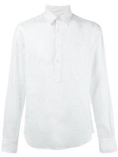 рубашка с укороченной планкой Aspesi