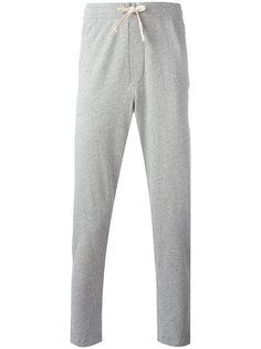 спортивные брюки на шнурке Polo Ralph Lauren