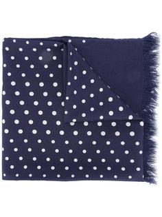 шарф в горошек Universal Works