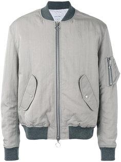 куртка-бомбер Thomasson Soulland