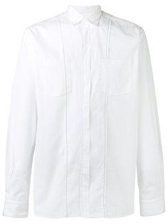 рубашка с нагрудными карманами Lanvin