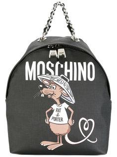 рюкзак Rat-A-Porter Moschino
