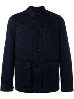 твиловая куртка Officine Generale