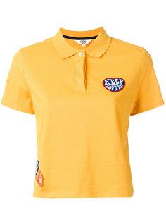 футболка-поло с заплатками Tommy Hilfiger