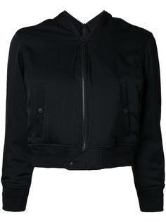 укороченная куртка бомбер Rito