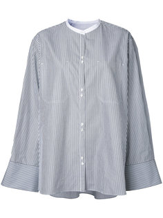 объемная рубашка в полоску Rito