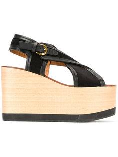 Étoile Zlova sandals Isabel Marant