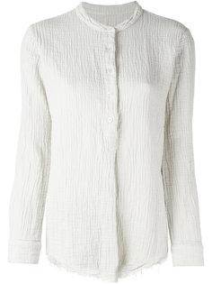 блузка с застежкой на пуговицы Raquel Allegra