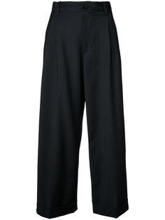 укороченные брюки  Facetasm