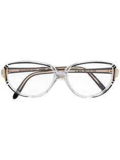 transparent optical glasses Givenchy Vintage