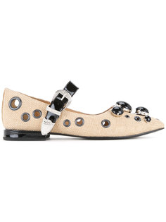studded detail sandals  Toga Pulla