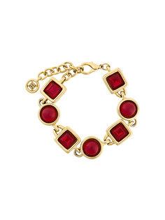 embellished chain bracelet Givenchy Vintage
