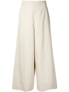 wide-leg cropped trousers Astraet