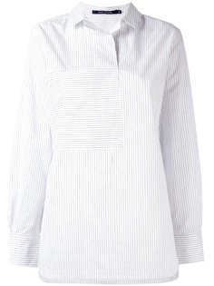 striped panel shirt  Sofie Dhoore
