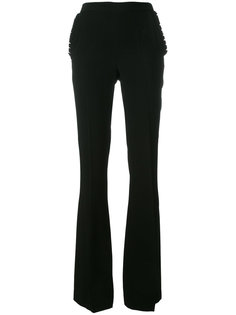 расклешенные брюки Capucci