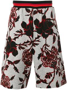 шорты с принтом McQ Alexander McQueen