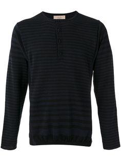 свитер в полоску Maison Flaneur