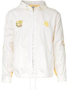 Vietnam hooded jacket Gold