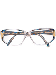 printed optical glasses Givenchy Vintage